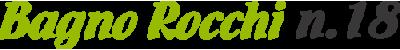 Bagno Rocchi 18 Logo